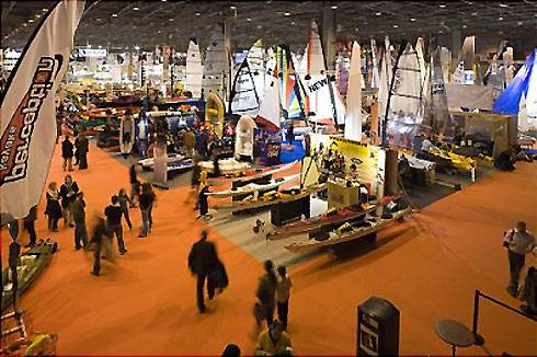 Le 51 me salon nautique de paris s 39 ach ve croisi re for Salon nautique nantes