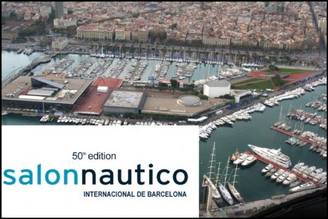 Salon nautique de Barcelone