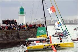 Louis-Bourton Vendée Globe