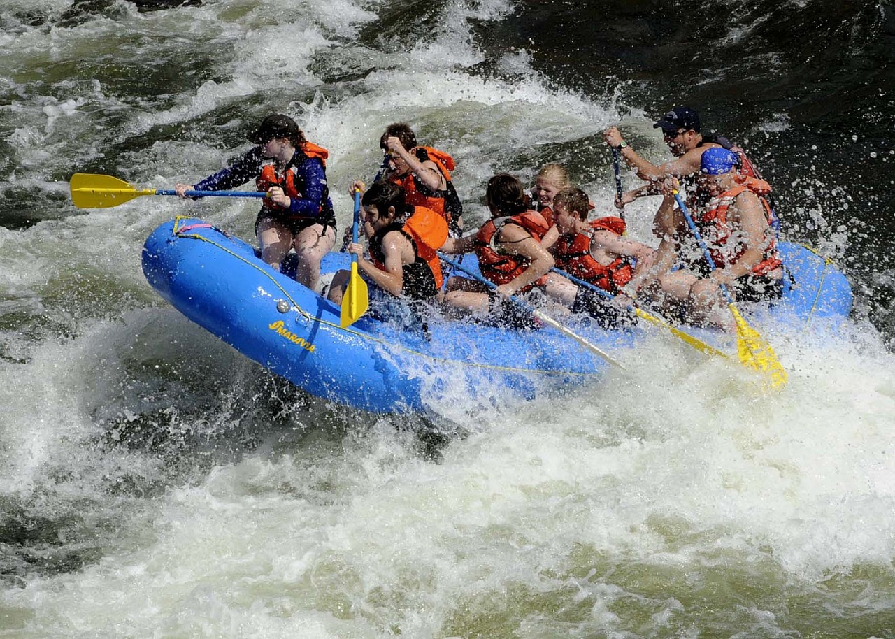 Comment faire du rafting ?